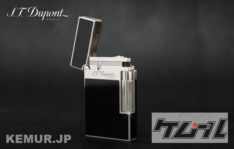.T.Dupont エス・テー・デュポン ライン2 ブラックラッカー&パラディウム