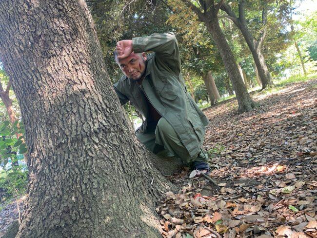 鬼軍曹リボルバー・ヘッドの3分トレーニング~vol.2 スクワットは全てに通ず!脚トレ編~_3