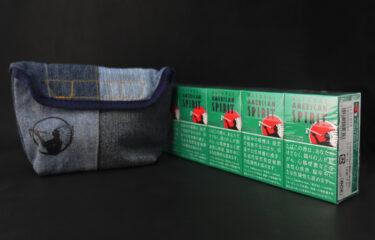 ケムール毎週当たるプレゼント!6/6〜6/12|アメスピ+特製ポーチセット【計3名様】