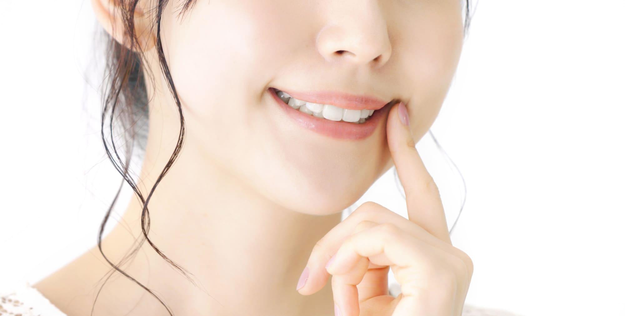 たばこ_歯の黄ばみ_白い歯