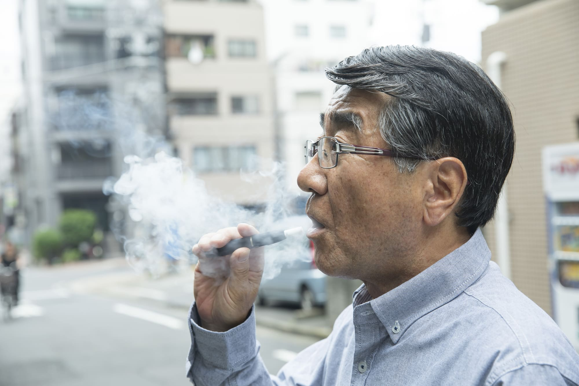 加熱式タバコでも口臭・体臭には注意!